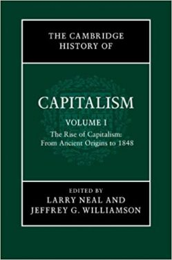 Book Review: Cambridge History of Capitalism (2 Volume)