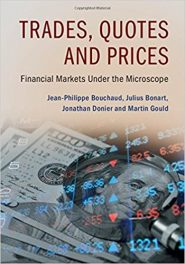 Book Review: Trades, Quotes, and Prices – Financial Markets Under the Microscope