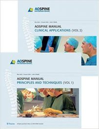Book Review: AOSpine Manual – Principles and Techniques & Clinical Applications (2-Volume Set)