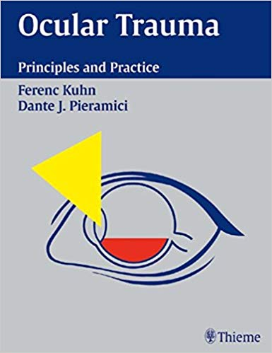 Book Review: Ocular Trauma – Principles and Practice