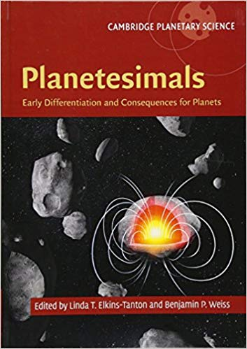 Book Review: Planetesimals – Early Differentiation and Consequences for Planets