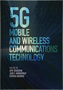 Book Review: 5G Mobile and Wireless Communications Technology