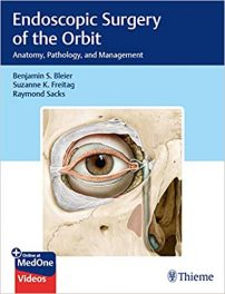 Book Review: Endoscopic Surgery of the Orbit  – Anatomy, Pathology, and Management