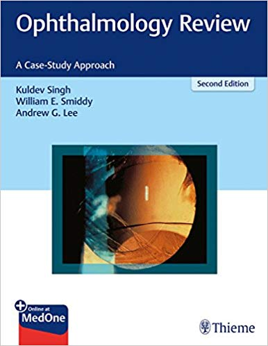 Book Review:  Ophthalmology Review – A Case-Study Approach, 2nd edition