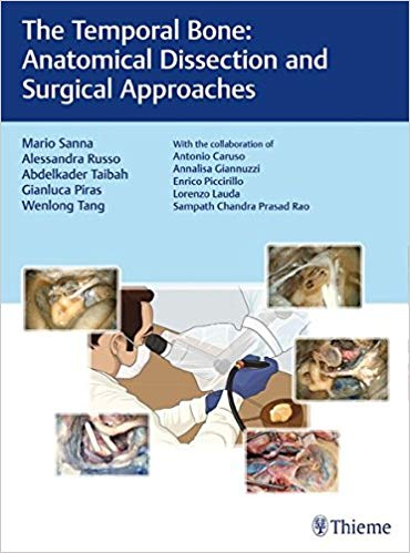 Book Review: The Temporal Bone: Anatomical Dissection and Surgical Approaches