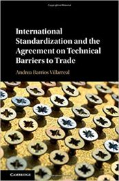 Book Review: International Standardization and the Agreement on Technical Barriers to Trade