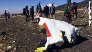 BREAKING: No Survivors in Ethiopian Airlines Boeing 737 Crash Near Addis Ababa