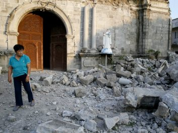 2 Earthquakes Shake the Philippines: At Least 16 Dead