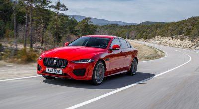 The 2020 Jaguar XE: First Look