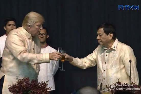 Filipinos Confident US Will Defend Them in Conflict