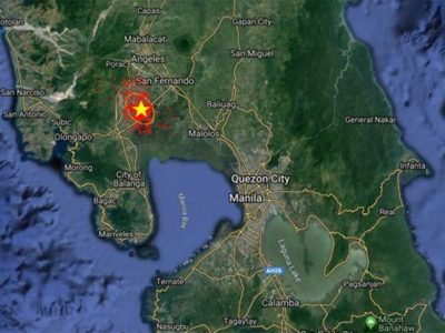 6.3 Magnitude Earthquake Hits Central Philippines At Least 8 Killed, Clark Airport Terminal Damaged