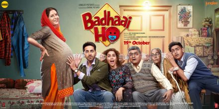 A Movie Review of Badhaai Ho