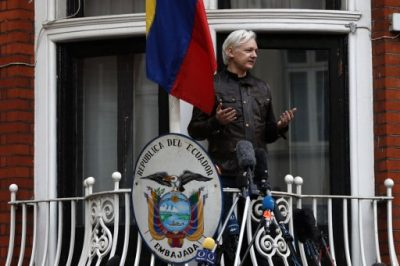 Don't celebrate the indictment of Julian Assange