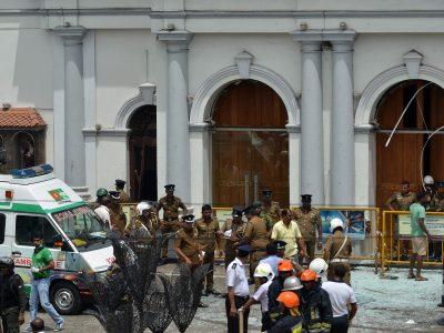 Sri Lanka Blasts Live Updates: 8 blasts rock the island nation, 290 dead so far