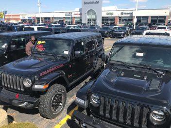 U.S. Auto Sales Drop 3.1%