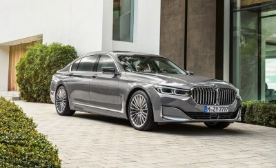 Start of production for new BMW 7 Series Sedan