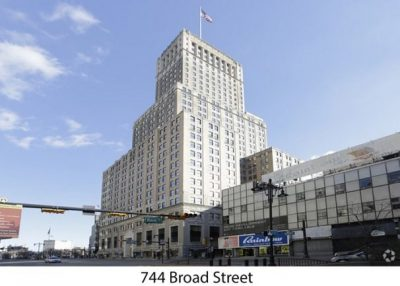 Cushman & Wakefield named property manager for Newark's tallest office tower