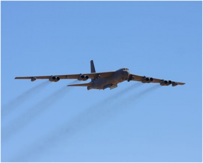 B-52 bombers added to aircraft carrier strike group rushing to Middle East to confront Iran threats