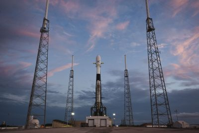Elon Musk offers glimpse of SpaceX's 60 internet satellites ahead of launch