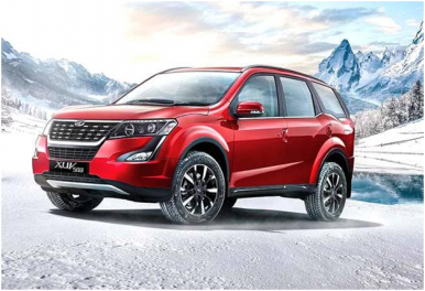 Mahindra XUV500 with new W3 base variant launched
