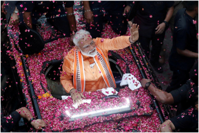 How overseas Indians could get Narendra Modi re-elected – without casting a vote