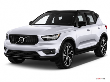 2019 Volvo XC40 – #2 in Luxury Subcompact SUVs