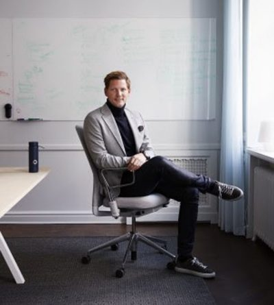 Blue Co-Founder Anders Jacobson Wins Super Talent of 2019 Award among 101 Finalists