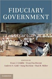 Book Review: Fiduciary Government