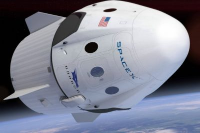 """NASA Astronauts Set for Manned SpaceX Mission Expect it to be a """"Messy Camping Trip"""""""