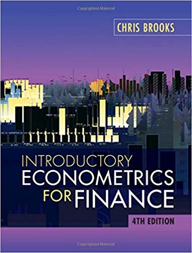 Book Review: Introduction to Econometrics in Finance, 4th edition