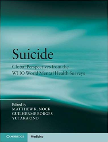 Book Review: Suicide – Global Perspectives from the WHO World Mental Health Surveys