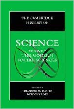 Book Review: The Cambridge History of Science, Volume 7 – The Modern Social Sciences