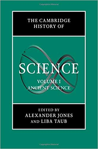 Book Review: Cambridge History of Science, Volume 1 – Ancient Science