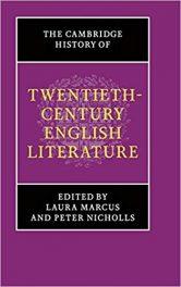 Book Review: Cambridge History of Twentieth-Century English Literature