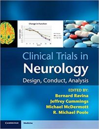 Book Review: Clinical Trials in Neurology – Design, Conduct, Analysis
