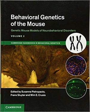 Book Review: Behavioral Genetics of the Mouse – Volume 2