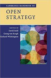 Book Review: Cambridge Handbook on Open Strategy