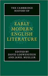 Book Review: Cambridge History of Early Modern English Literature