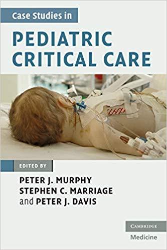 Book Review: Case Studies in Pediatric Critical Care