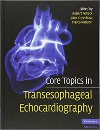 Book Review: Core Topics in Transesophageal Echocardiography (TEE)