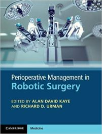 Book Review: Perioperative Management in Robotic Surgery