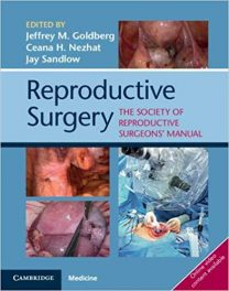 Book Review: Reproductive Surgery – The Society of Reproductive Surgeons' Manual