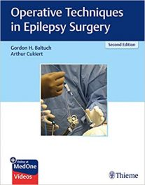 Book Review: Operative Techniques in Epilepsy Surgery, 2nd edition