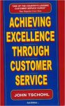 Book Review:  Achieving Excellence through Customer Service, 13th edition
