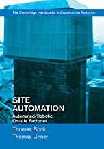 Book Review: Site Automation – Automated-Robotic on-Site Factories