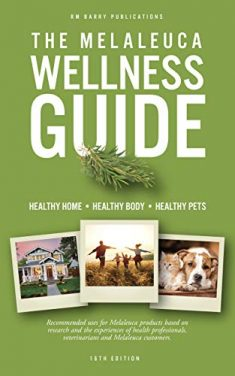 Book Review: The Melaleuca Wellness Guide, 16th edition