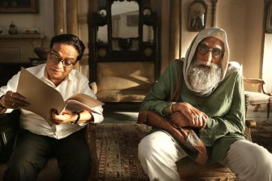 Amitabh Bachchan Stars on Gulabo Sitabo