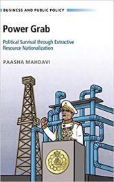 Book Review: Power Grab – Political Survival through Extractive Resource Nationalization