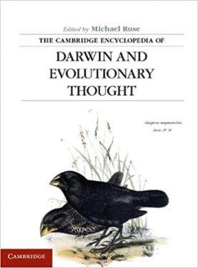 Book Review – Cambridge Encyclopedia of Darwin and Evolutionary Thought