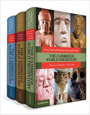 Book Review – The Cambridge World Prehistory in 3 Volumes